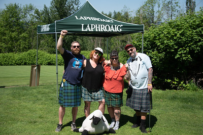 The Inaugural Islay Invitational with Laphroaig in Portland, OR
