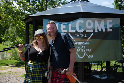 The Inaugural Islay Invitational with Laphroaig in Portland, OR