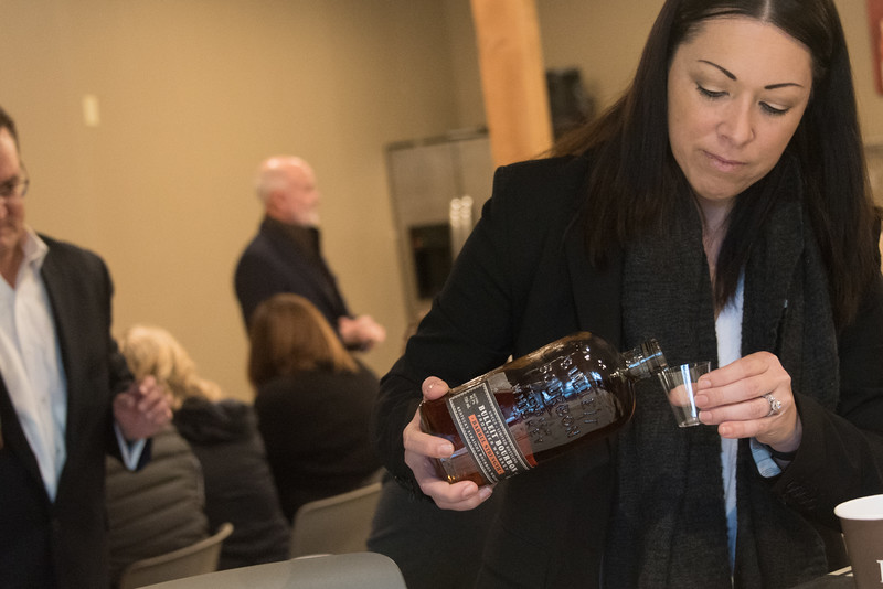 Tom Bulleit - Founder of Bulleit Bourbon - Visits Seattle