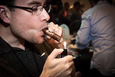 October 11, 2014 - Washington Cigar and Spirits Festival