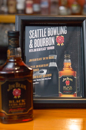 Jim Beam Black & Bowling Tournament Seattle 2017