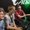 Check out the AORUS Booth at PAX West 2017