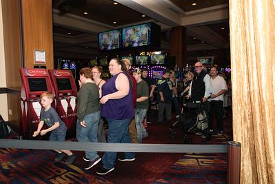 The 2018 Annual Family Picnic at Snoqualmie Casino