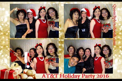A&T Holiday Party 2016