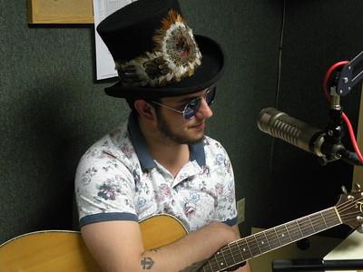 "Dustin Sonnier & ""Dat Hat"""