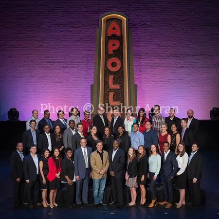 Apollo Theater Group Shot