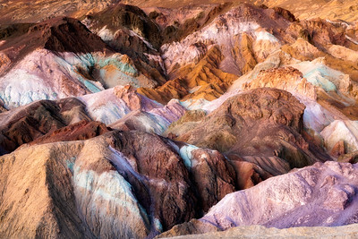 Artists Palette, Death Valley