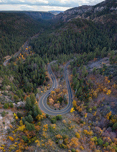 Fall Colors at Oak Creek Canyon