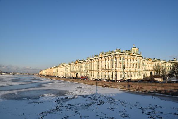 Around Saint Petersburg
