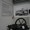 De motor industrie ontwikkelde zich. Stationair op het gasnet. 1876.