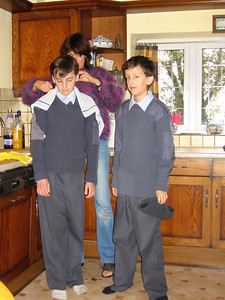 BOYS  UNIFORMS 2006