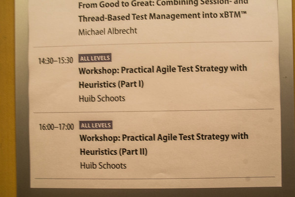 46 - Test Strategy with Heuristics