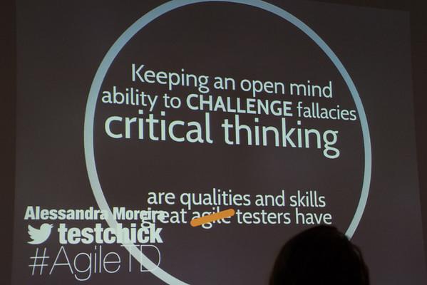 22 - Agile Tester Mindset
