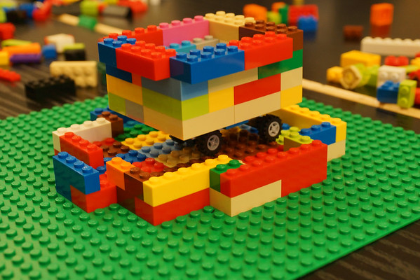 40 - Lego TDD and Refactor