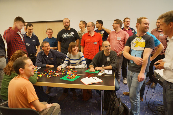 43 - Lego TDD and Refactor