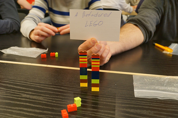 37 - Lego TDD and Refactor