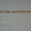 22 - Lego TDD and Refactor