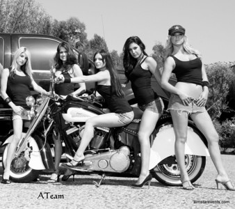 ATeam Poster & Photo Shoot