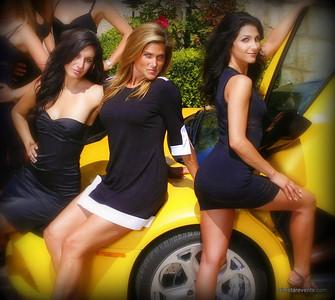 ATeam Photo Shoot - cars Sponsored by Symbolic Motors ATeam Poster & Photo Shoot