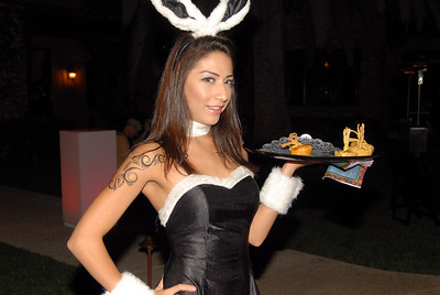 ATeam Party Hostess - Shady Tree Foundation Halloween Gala in Rancho Santa Fe
