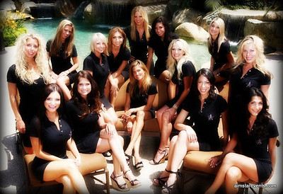 ATeam Talent &  San Diego Event Hostesses.  www.aimstarevents.com