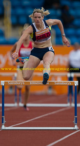 BRITISH ATHLETIC CHAMPIONSHIPS 2014. Birmingham