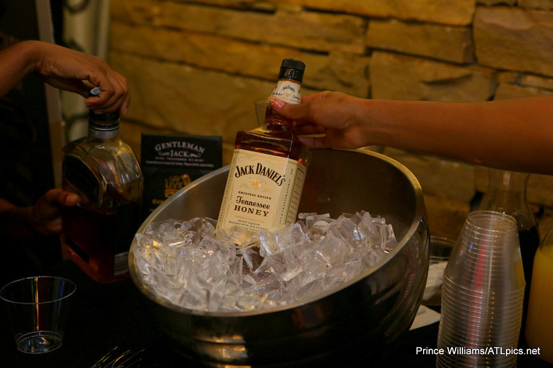 Gentleman Jack, sponsor of ATL Live on the Park