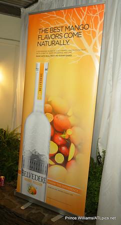Belvedere Vodka, sponsor of ATL Live on the Park