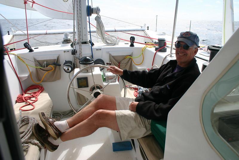 "John Osgood, transAtlantic on ""Scout"""