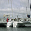 "A55 ""Javelin"" and A48 ""Zen"" in Woods Hole, MA"