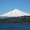 Spectacular scenery an hour's drive from Valdivia.<br /> Volcano, Villarica
