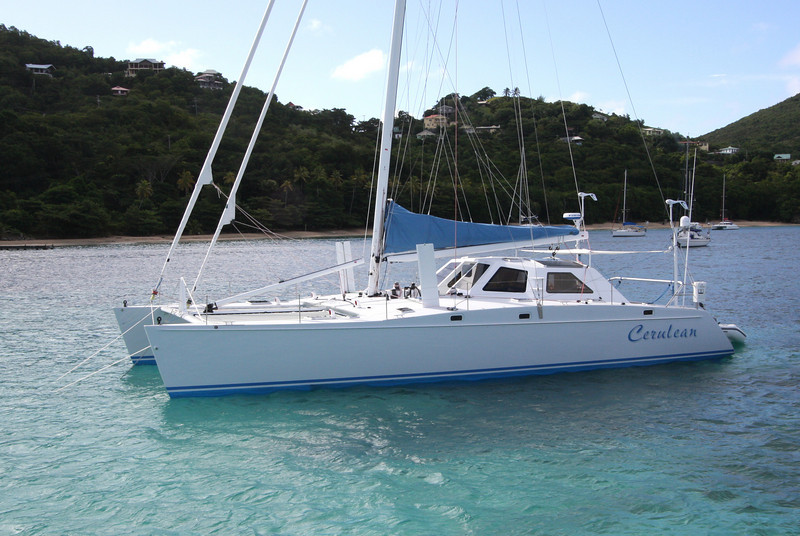 Just arrived, 5 days from Bermuda to Bequia, St. Vincent