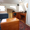 Pilothouse, port side