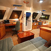 "Pilothouse looking to starboard, A55 ""SEGUE"""