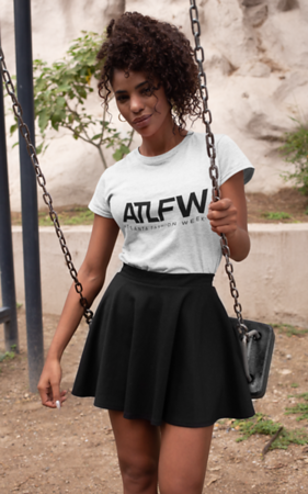 ATLFW Official T-shirt (white)