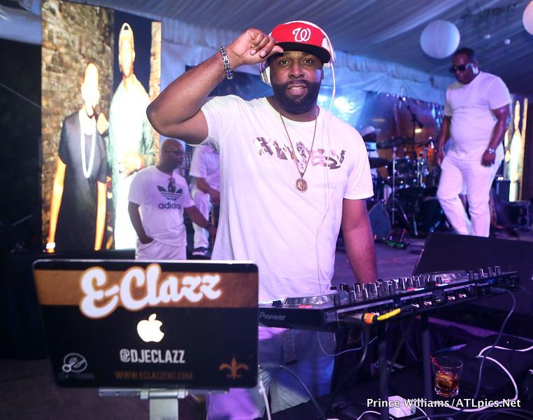 DJ E-Clazz
