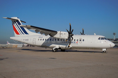 Air France by Airlinair ATR 42-500 F-GVZC (msn 516) ORY (Pepscl). Image: 906242.