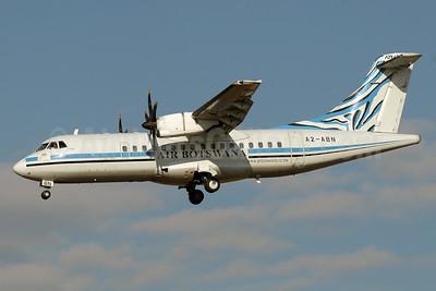 Air Botswana ATR 42-500 A2-ABN (msn 507) JNB (Paul Denton). Image: 923379.