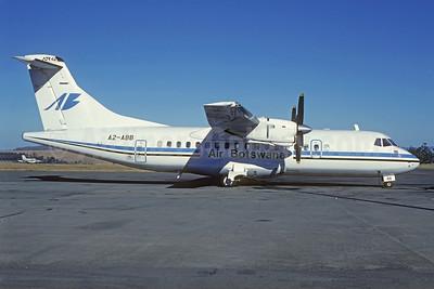 Air Botswana ATR 42-320 A2-ABB (msn 101) MBD (Christian Volpati Collection). Image: 923376.