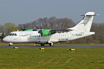 Aer Arann ATR 42-300 EI-EHH (msn 196) SEN (Keith Burton). Image: 906542.