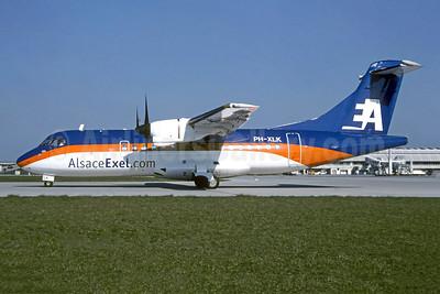 AlasaceExel.com (Alsace Exel) ATR 42-320 PH-XLK (msn 93) MUC (Chris Witt - Christian Volpati Collection). Image: 950193.