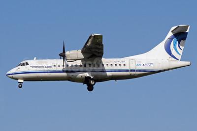 Aer Arann ATR 42-300 EI-CBK (msn 199) MAN (Rob Skinkis). Image: 913246.