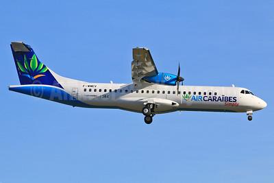 Air Caraïbes' first ATR 72-600
