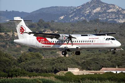 Air Algerie ATR 72-212A (ATR 72-600) 7T-VUW (msn 1266) PMI (Javier Rodriguez). Image: 933099.