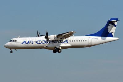 Air Corsica ATR 72-212A (ATR 72-500) F-GRPX (msn 734) TLS (Paul Bannwarth). Image: 935483.