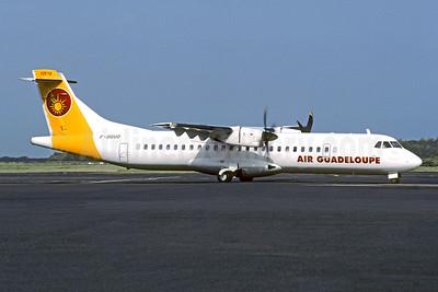 Air Guadeloupe ATR 72-212 F-OGUO (msn 475) FDF (Christian Volpati). Image: 946475.