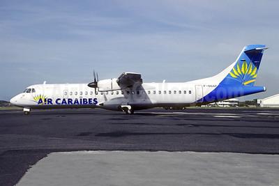 Air Caraibes ATR 72-212 F-OGXF (msn 461) FDF (Christian Volpati). Image: 946472.