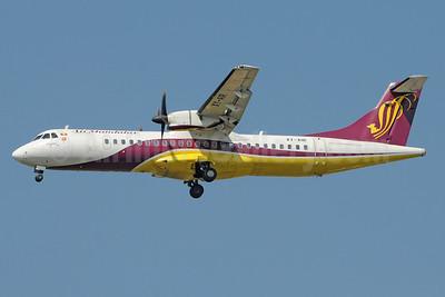 Air Mandalay ATR 72-212 XY-AIR (msn 467) RGN (Richard Vandervord). Image: 923115.