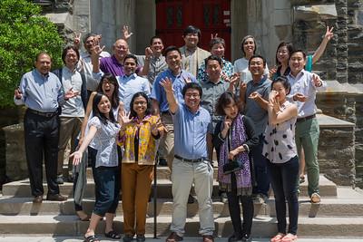 ATSI 2015 attendees