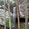 Waterfall beside Hwy 52